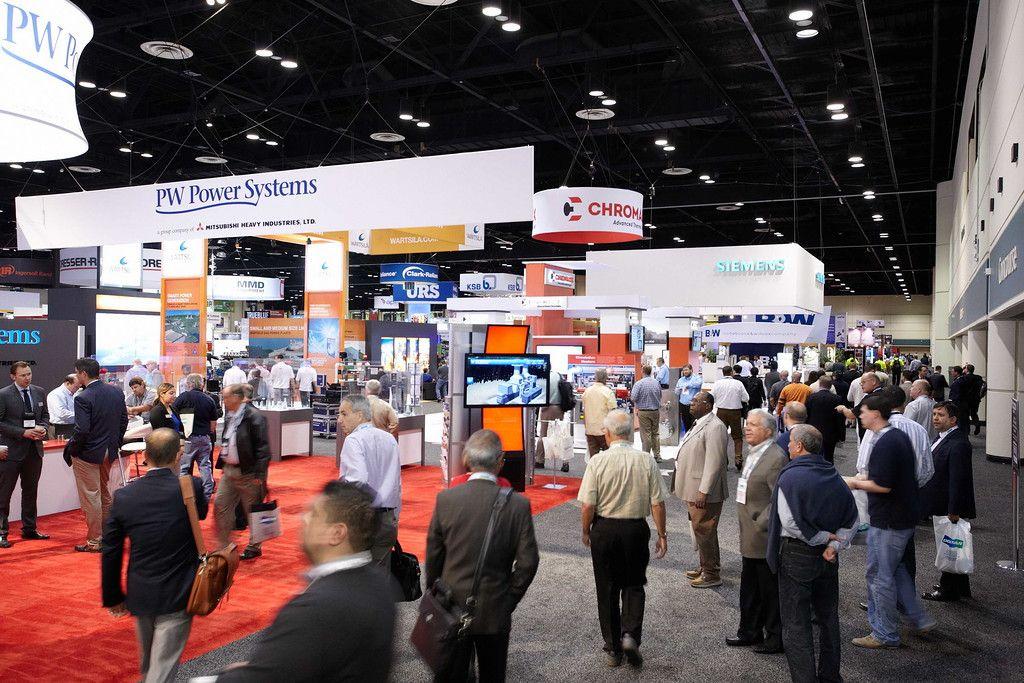 Power Gen International Exhibition Area