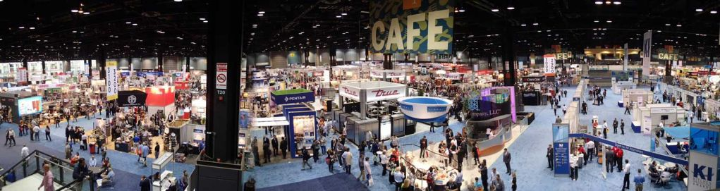 Chicago Exhibition Stands Nra