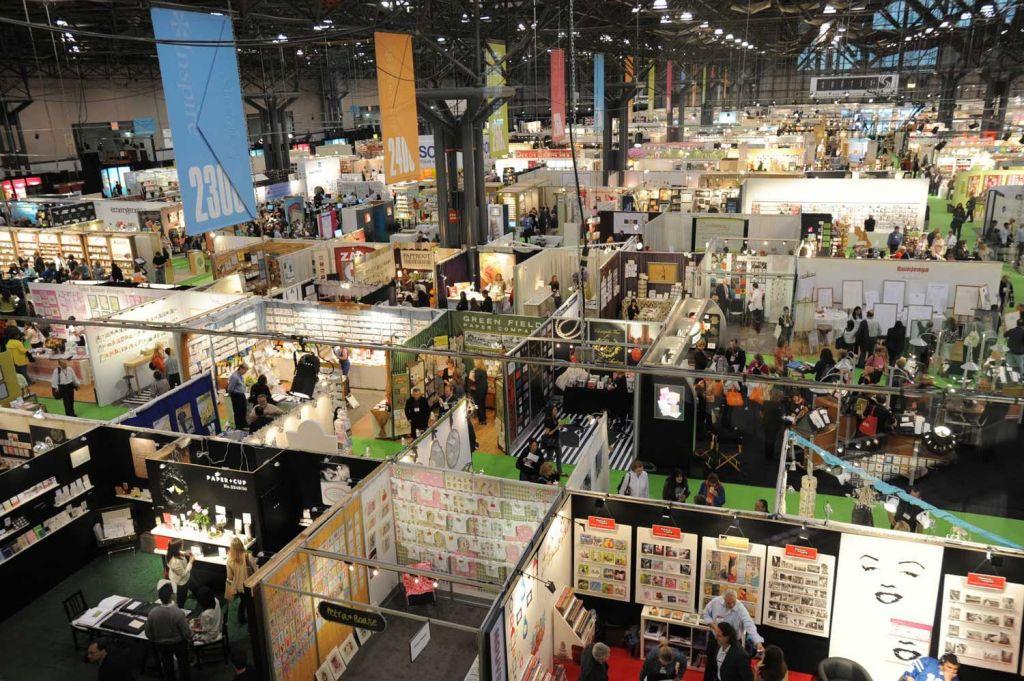New York Exhibition Nss Floor
