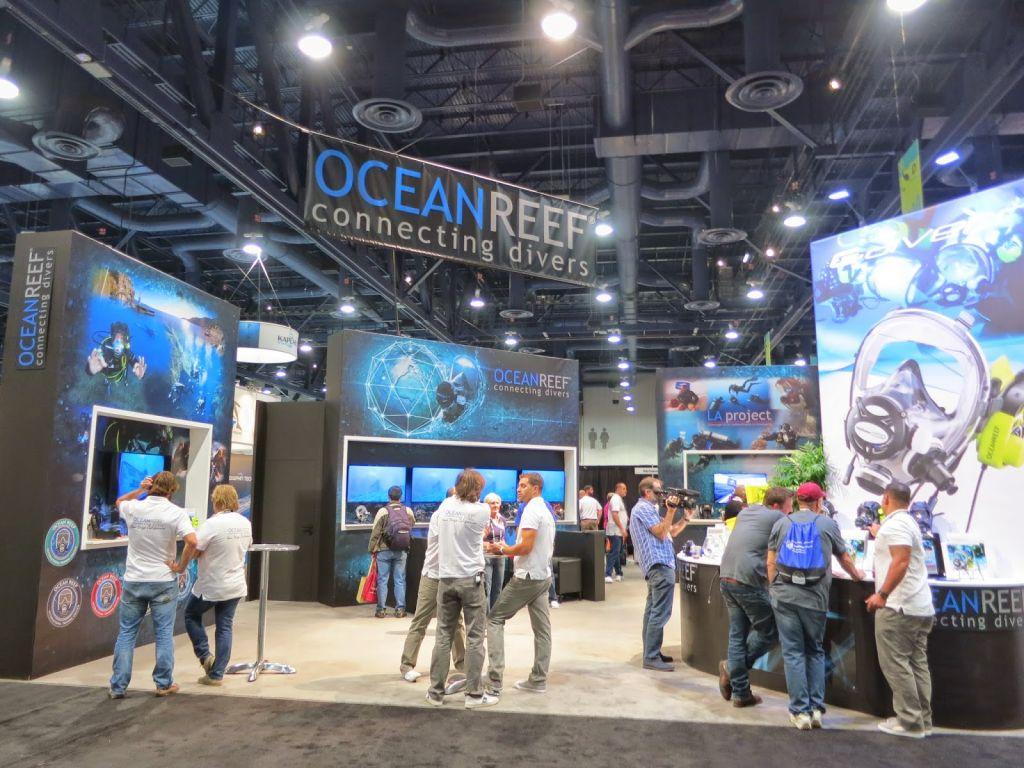 Exhibition Stands In Orlando : Orlando hosts the incredible dema show
