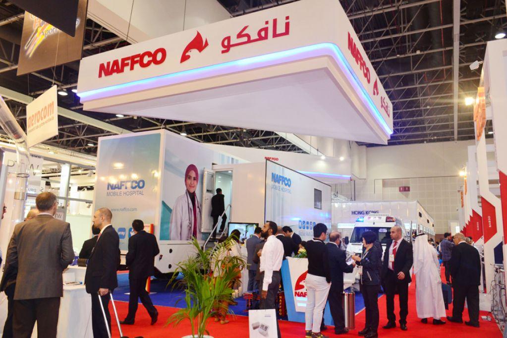 Arab Health Stand