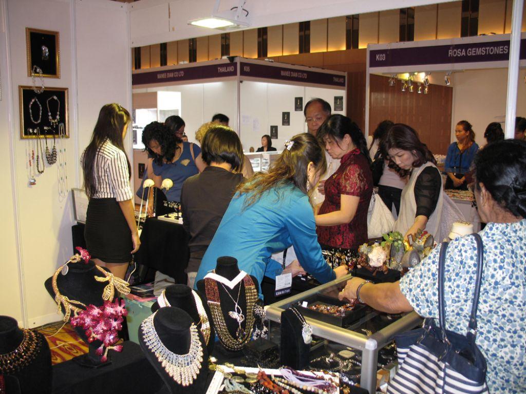 Malaysua Jewellery Fair