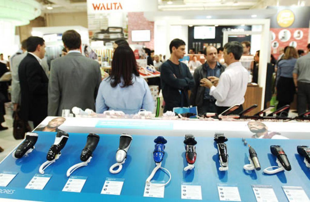 Exhibit At Eletrolar Show In Sao Paulo