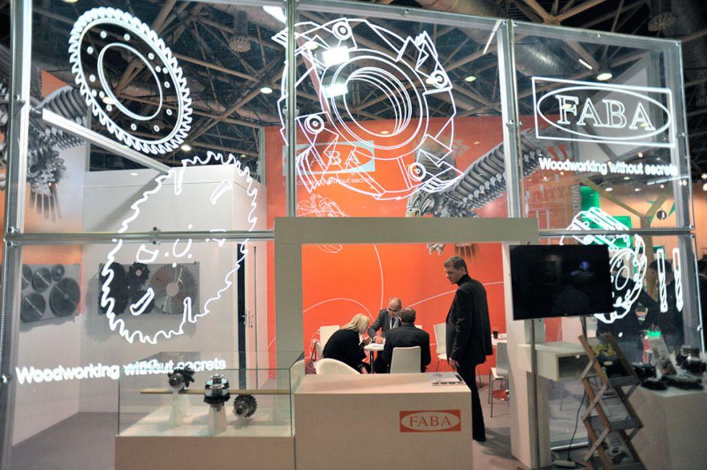 Exhibition Stand Moscow Lesdrevmash