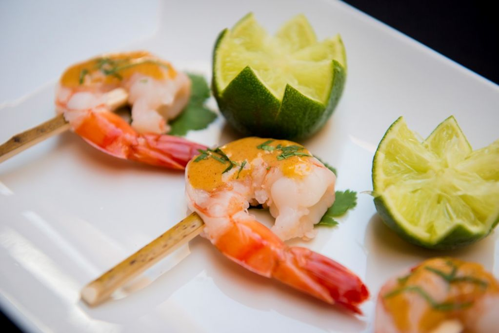 Mpc Citrus Shrimp Skewer