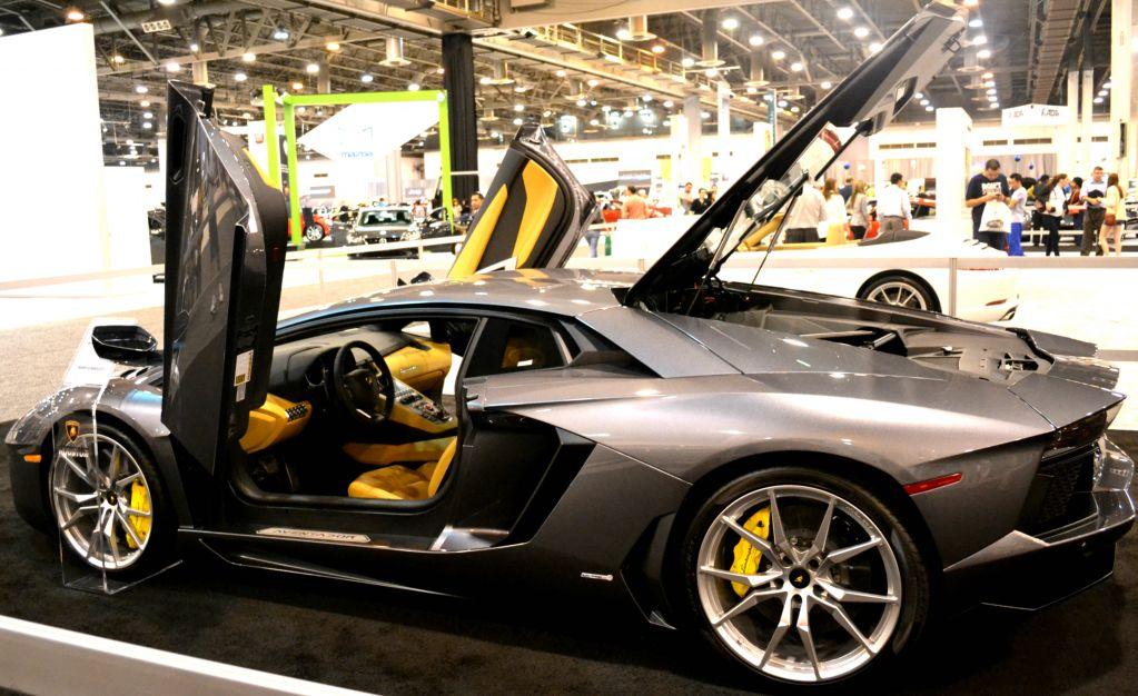Exhibit At Auto Show Houston - Car show houston