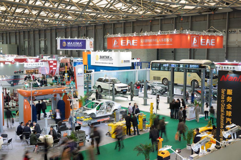 Automechanika Shangai, Trade Fair for Automotive Parts