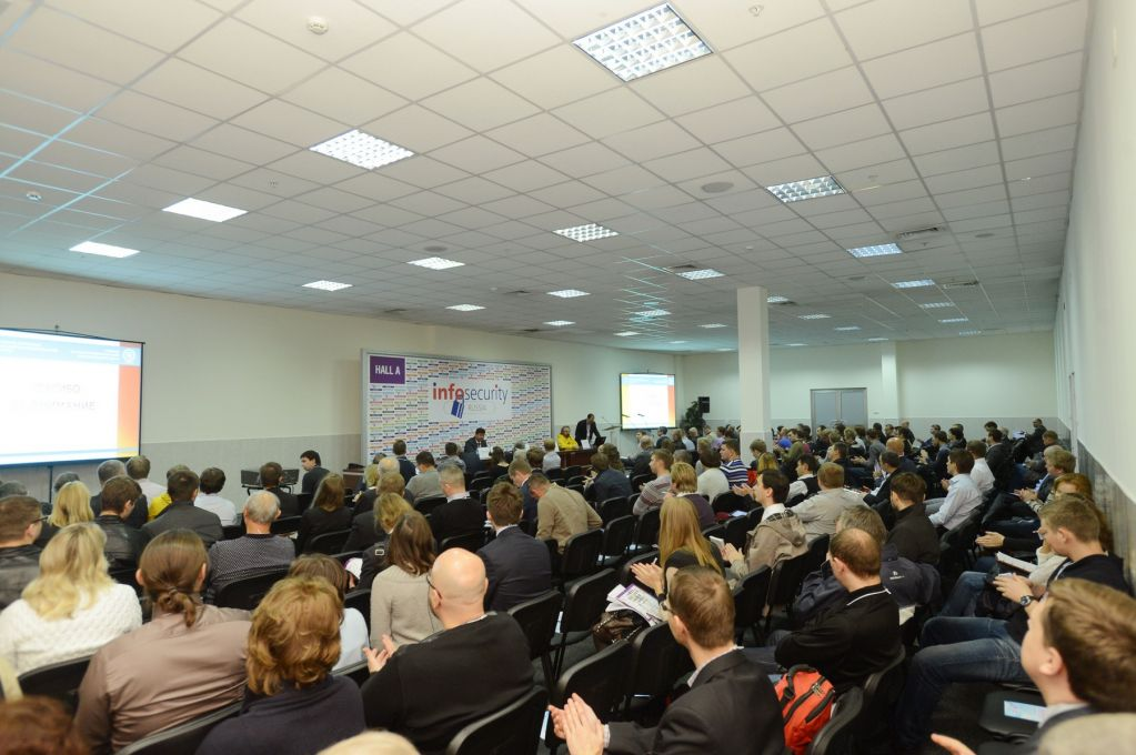 Infosecurity Russia2013