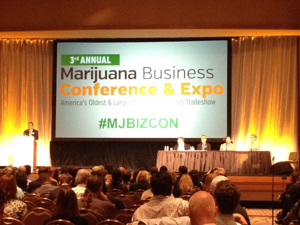 Marijuana Business Conference Las Vegas 2014