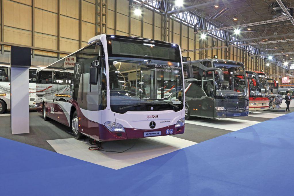 Eurobus Birmingham