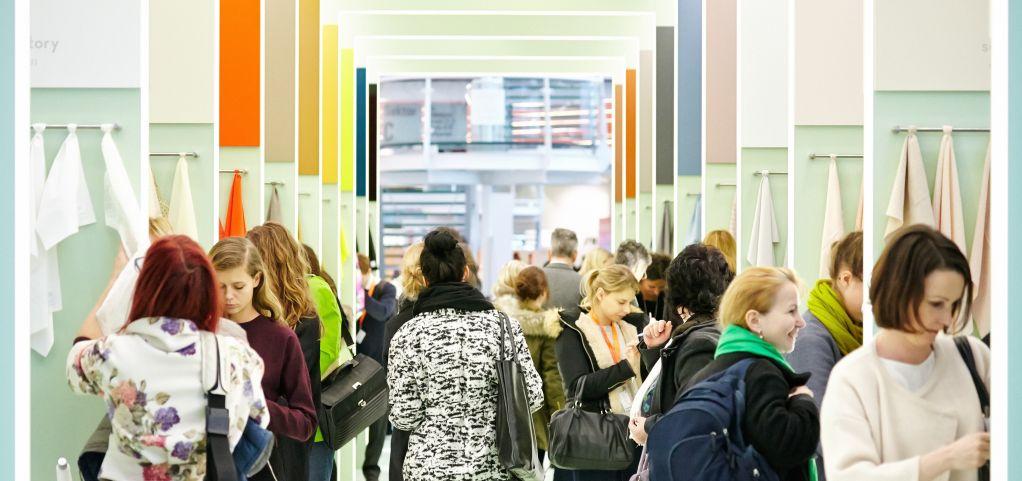 Munich Fabric Start Exhibition 2015