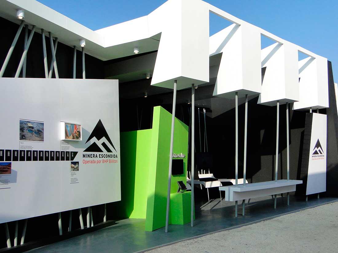 Exponor Antofagasta Stand