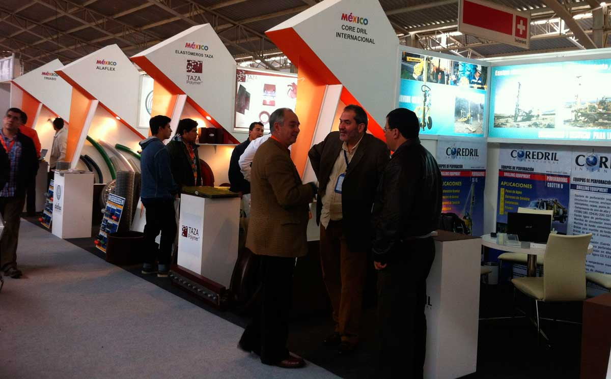 Exponor Stand