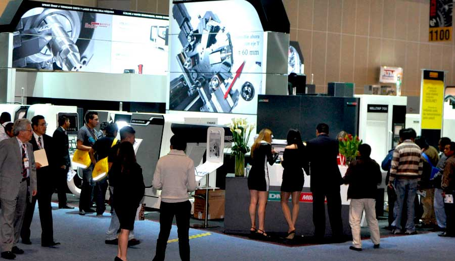 Tecma Exhibition Design
