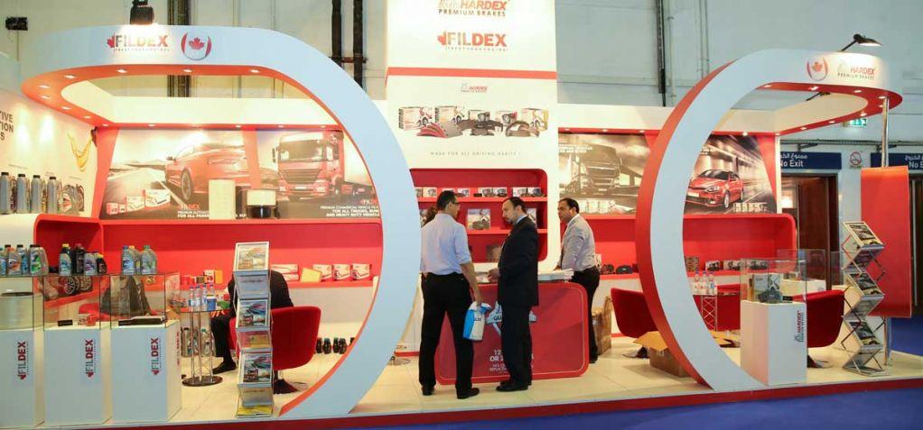 Dubai Stand Automechanika