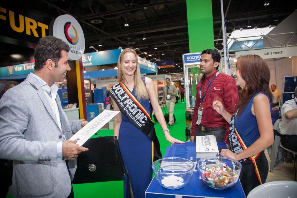 Voltronic Debut In Automechanika Dubai 2014