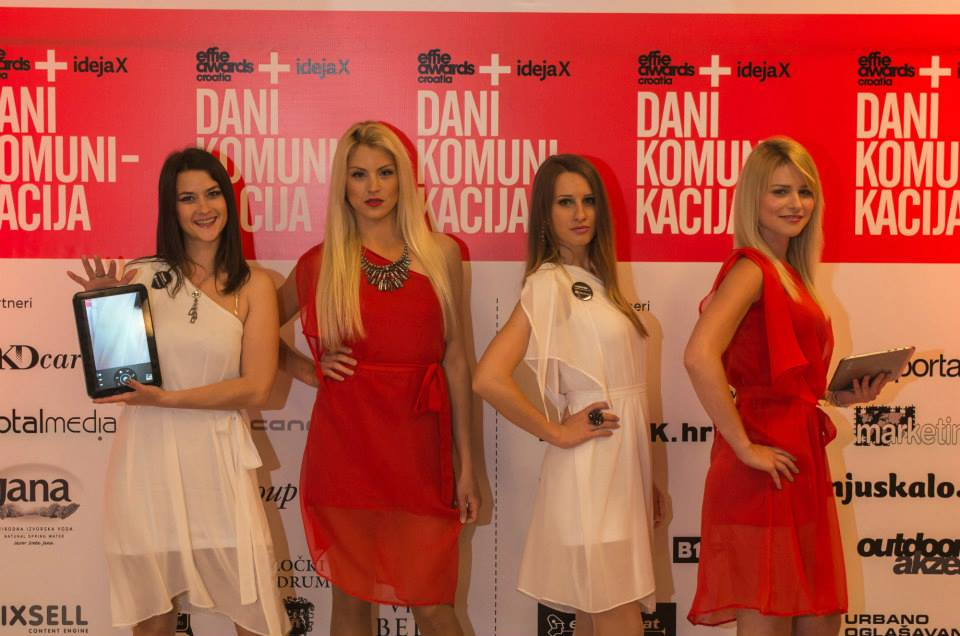 Staff for your Stand in Zagreb