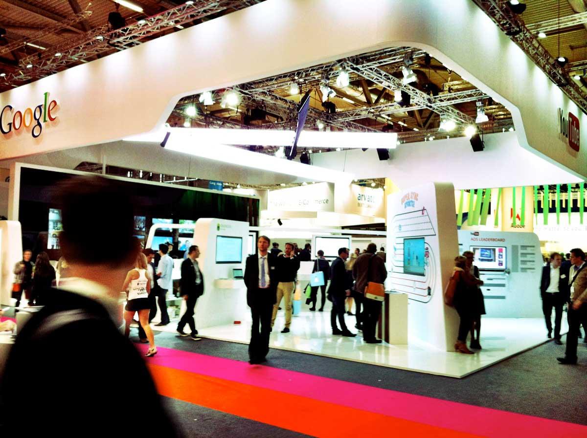 Dmexco Exhibit Design