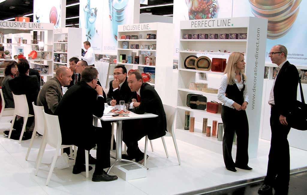 Fachpack Nuremberg Exhibition Design