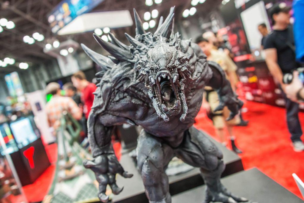 Exhibit At Vienna Comic Con