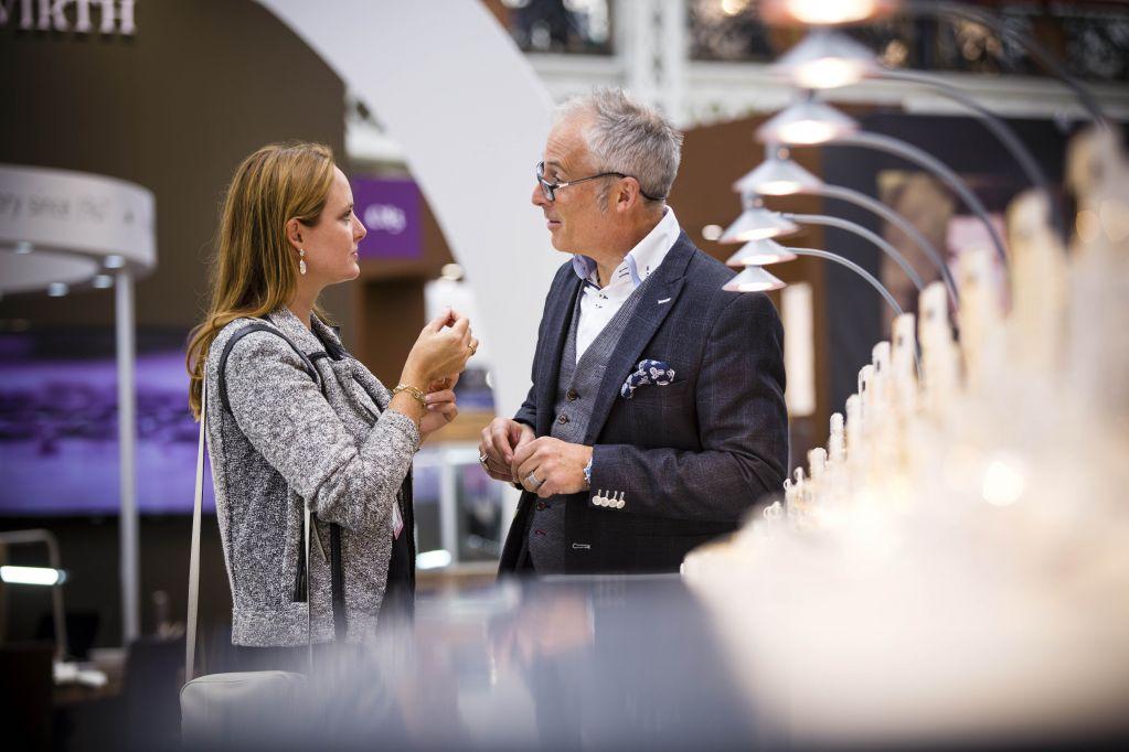 Design Stands For Ijl International Jewellery London 2015