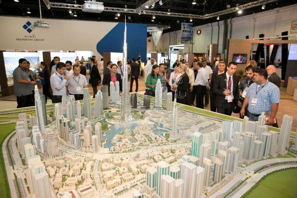 Dubai International Property Show Booth