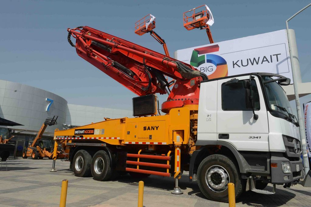 Big 5 Kuwait, the biggest building and construction event in