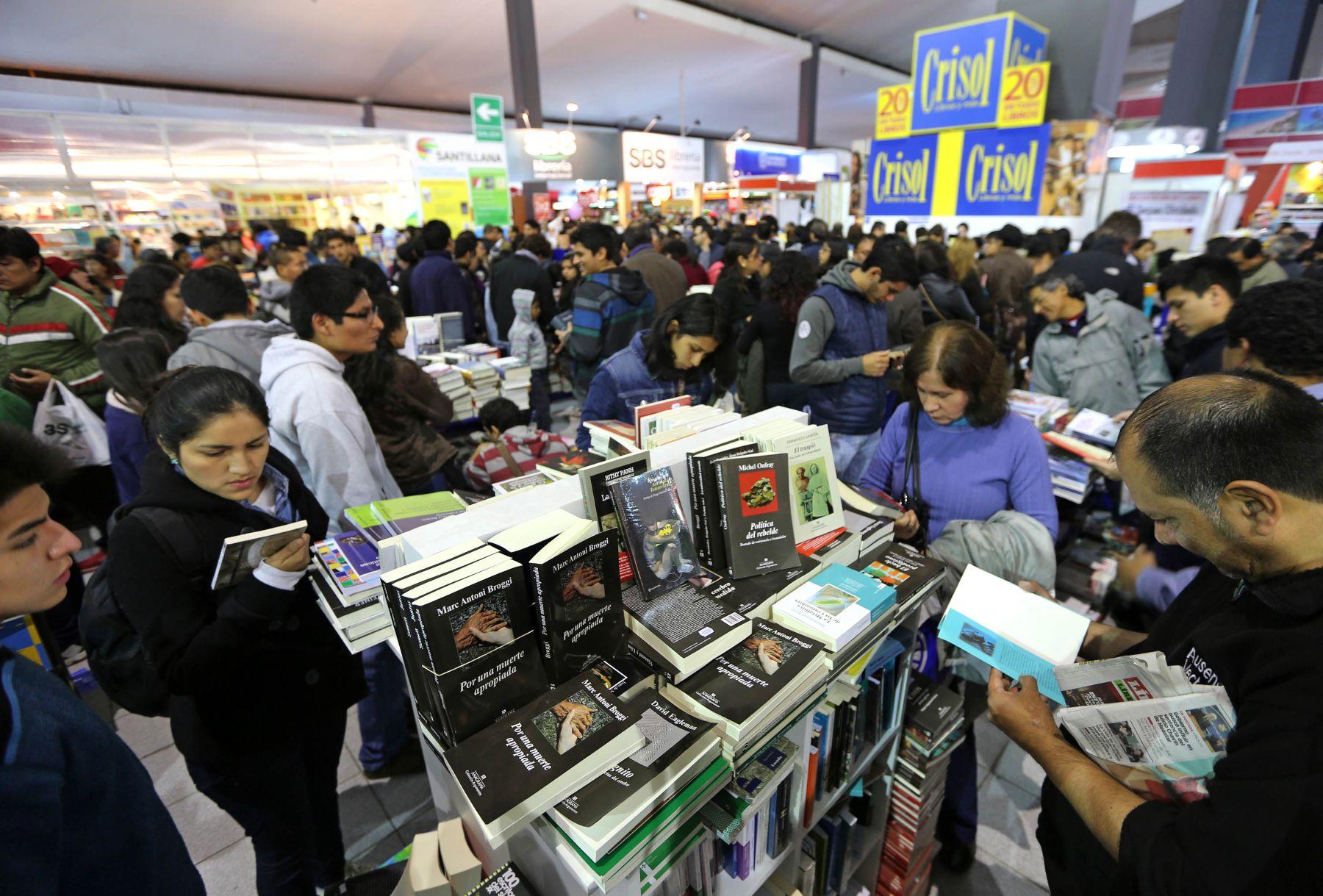 Feria Del Libro Bogota