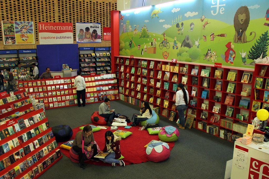 Feria Libro Bogota Colombia