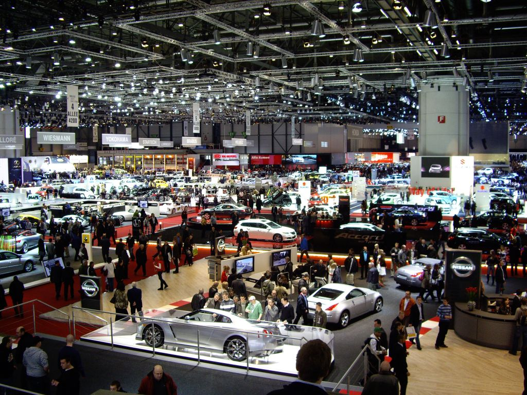 Geneva Motor Show2