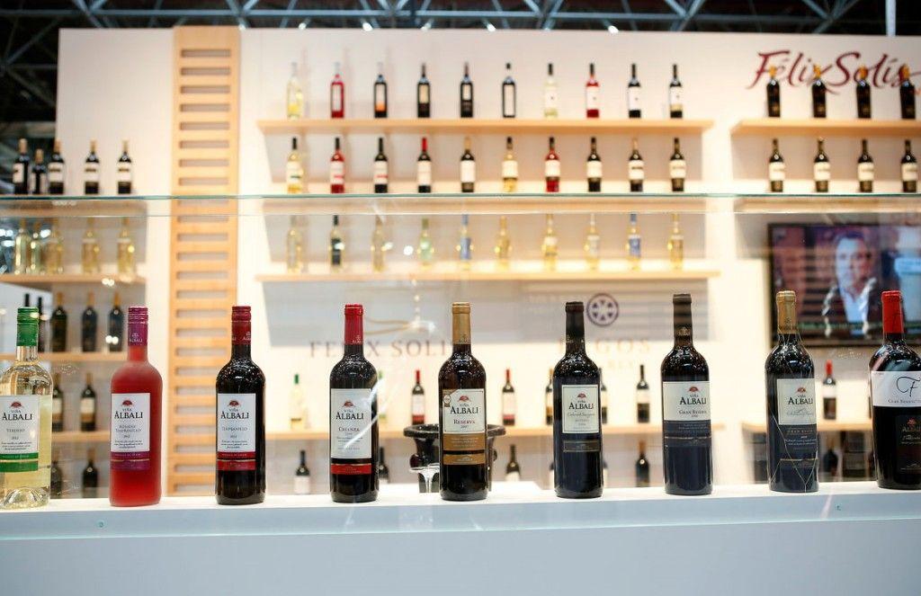 Stand Vino Prowein Dusseldorf 1024x663