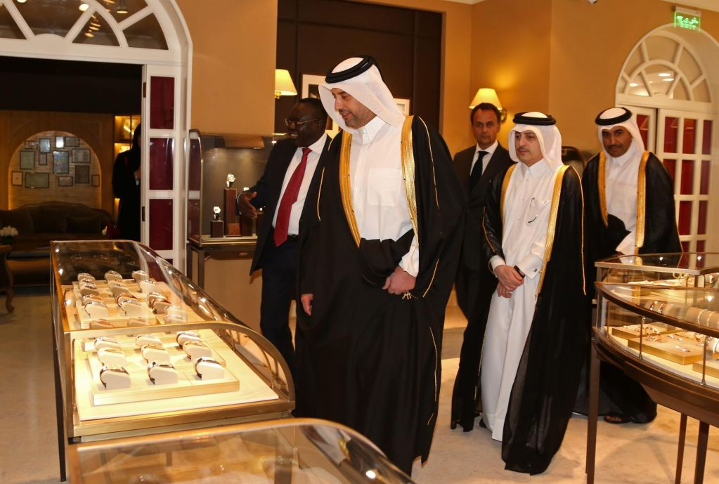 Exhibition Stand Contractors Qatar : Doha jewellery show gathers the world s most luxurious
