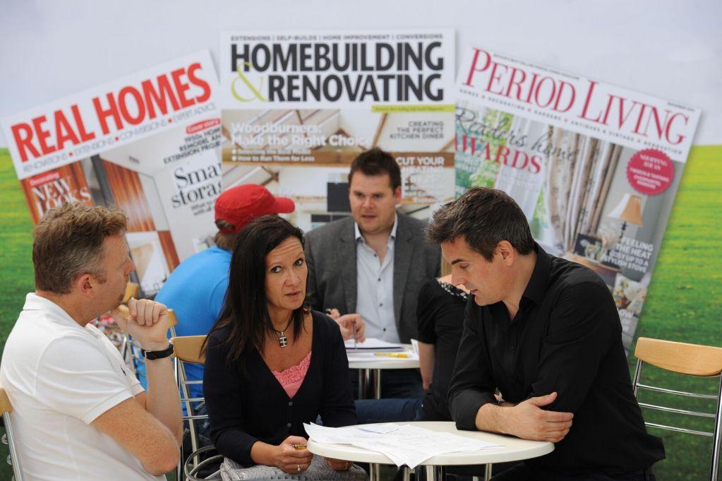 Homebuilding Renovating Show 2015 In Uk