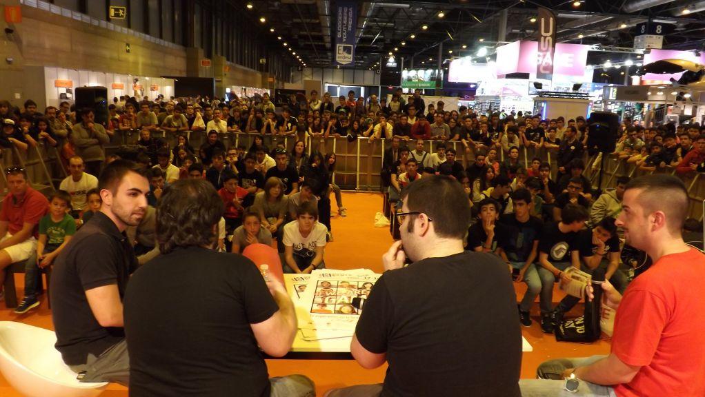Participa En La Madrid Games Week