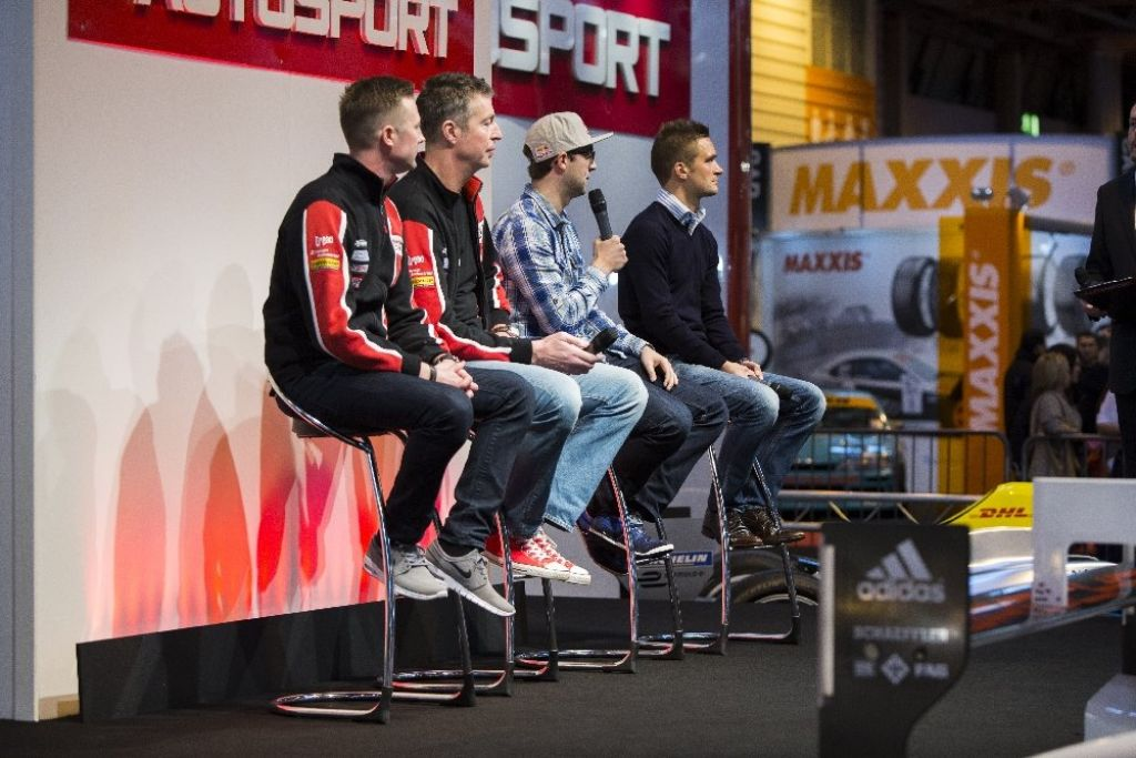 Autosport 2015 Birmingham Uk