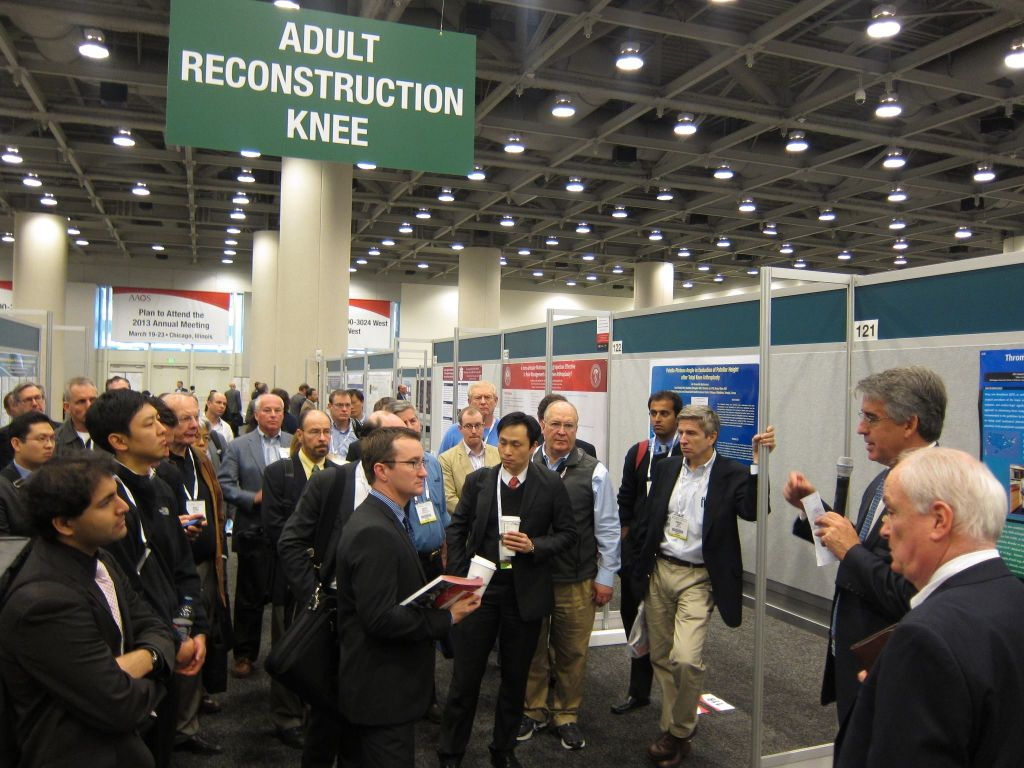 Your Stand At Aaos Annual Meeting