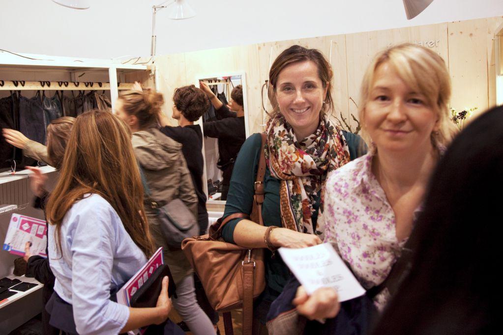 Blickfang Wien Exhibition Area
