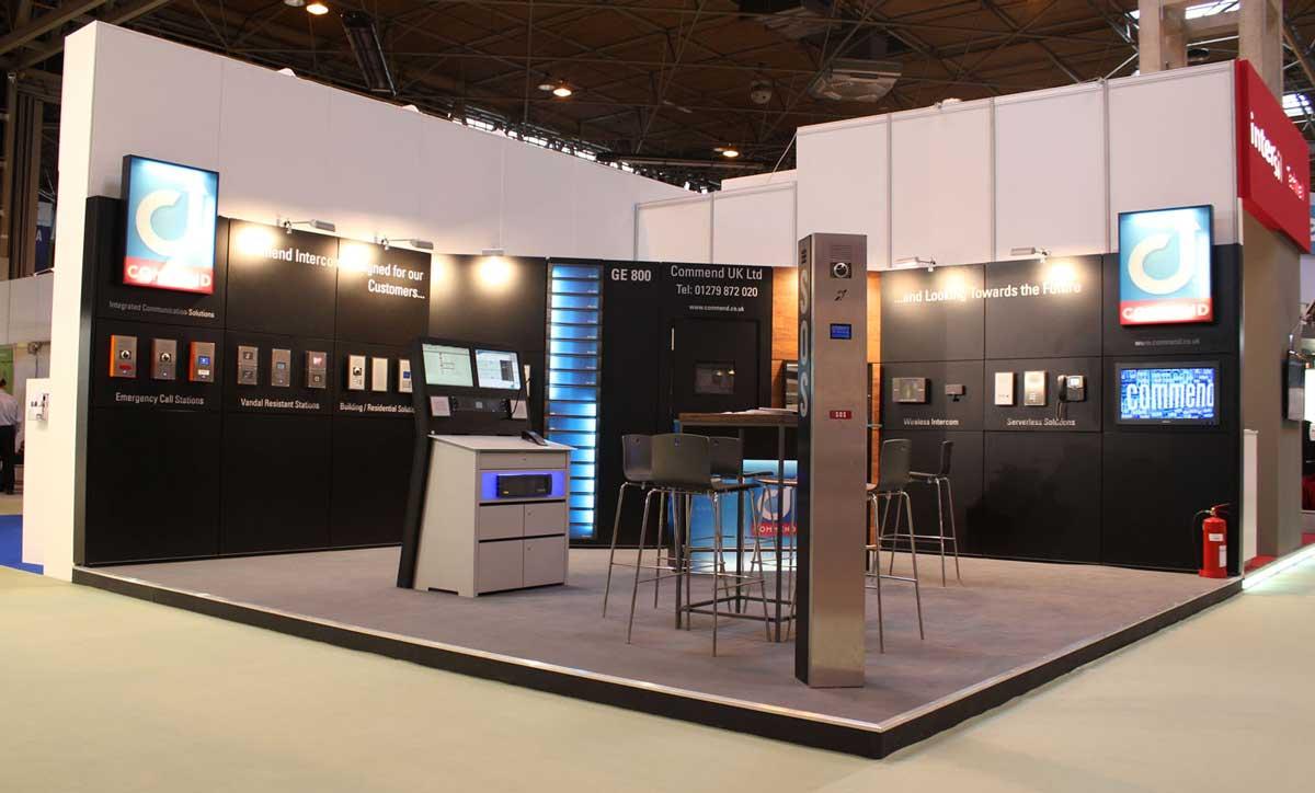 Ifsec International Exhibition Design