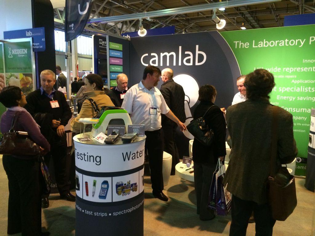 Lab Innovations Birmingham Stand1