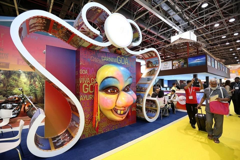 Arabian Travel Market Dubai Stand2