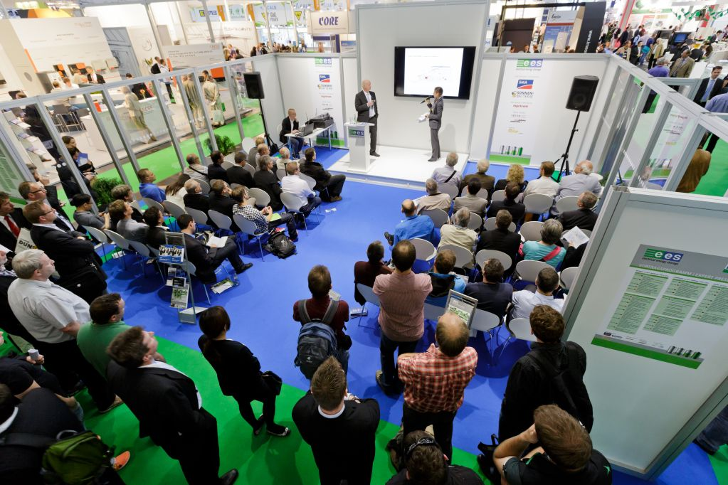 Ees Europe Exhibition