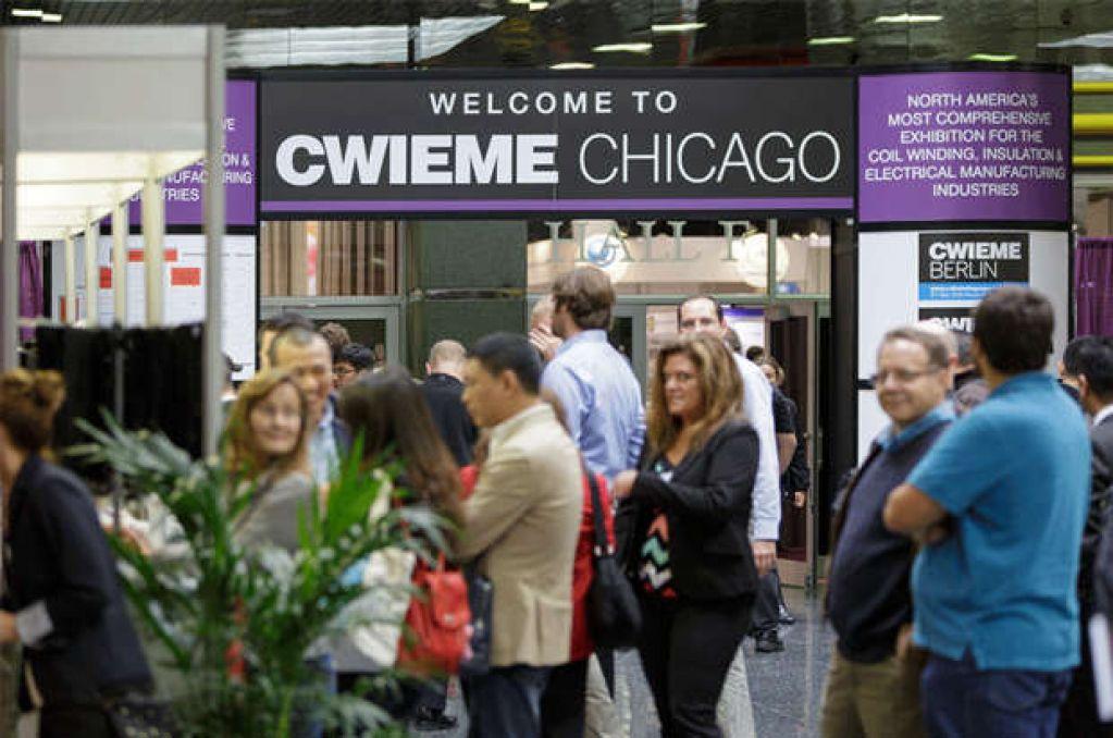 Exhibit Cwieme Chicago 2015