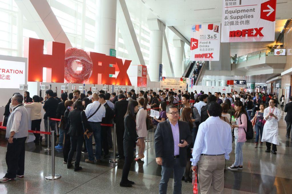 Hofex Trade Fair Hong Kong