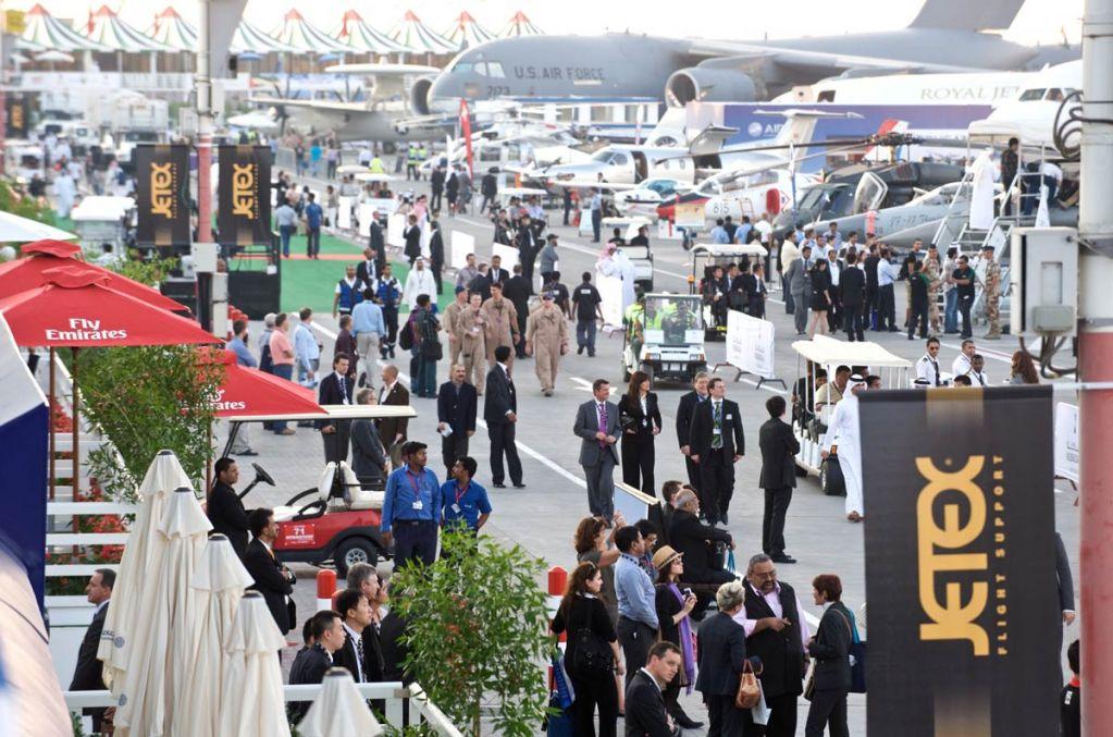 Dubai Air Show 2013 3 Hr