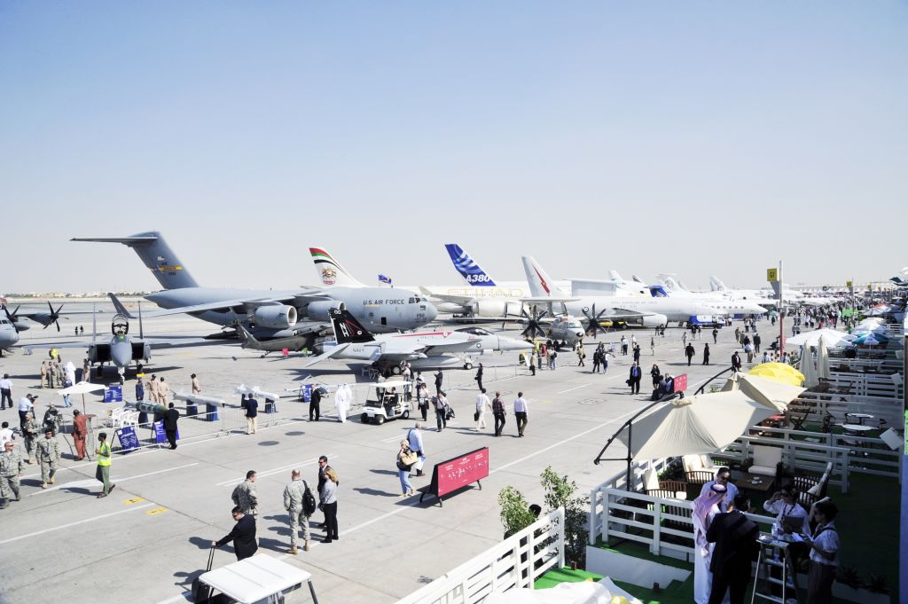 Airport Show Dubai Exhibition