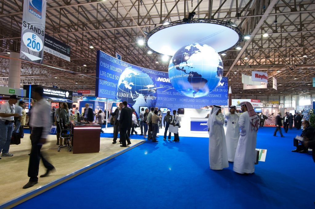 Airport Show Exhibition Stands