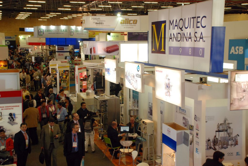 Andina Pack Fair Colombia