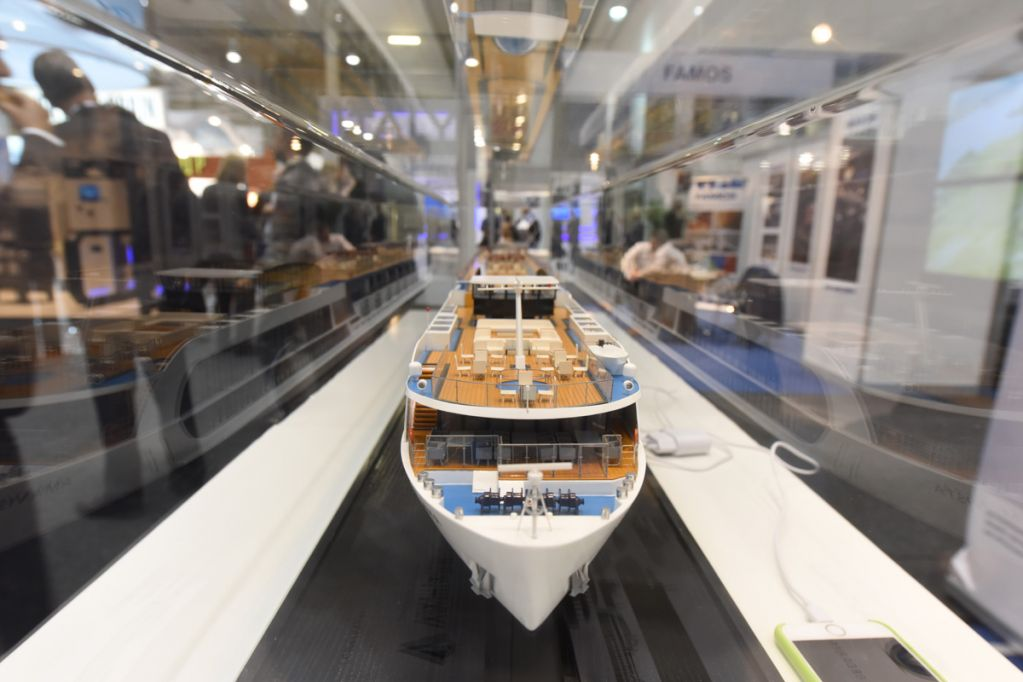 Seatrade Cruise Global Stands1