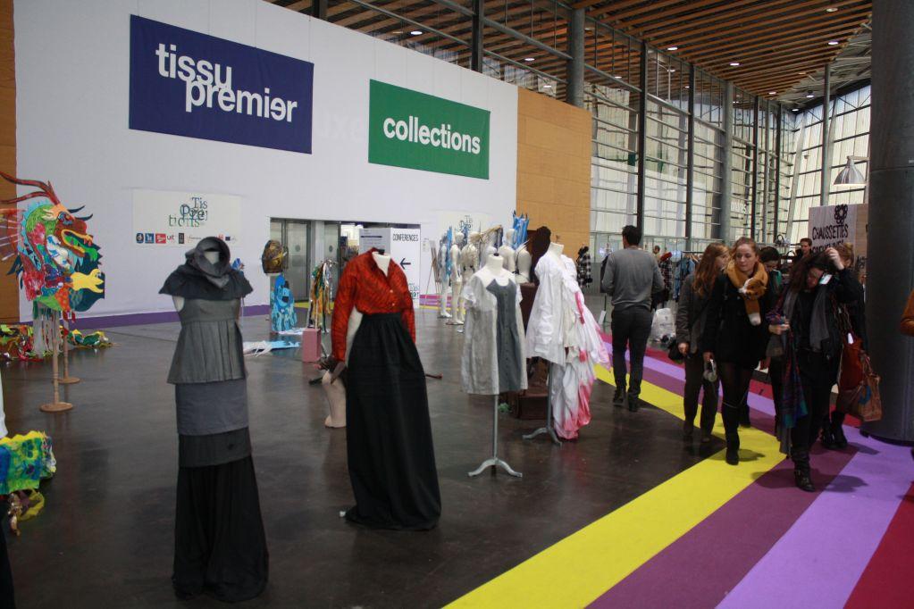 Tissu Premier France Entrance
