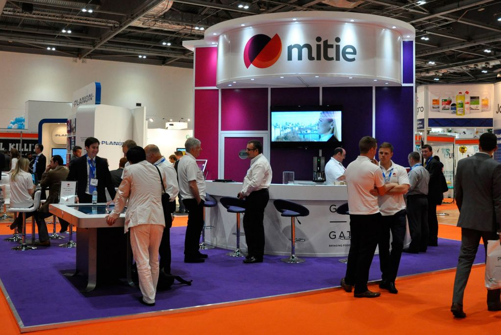 Facilities Show Stand1